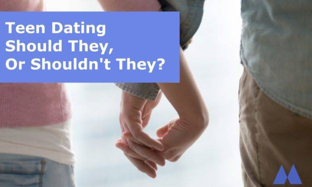Teens Dating – Should They, Or Shouldn't They?