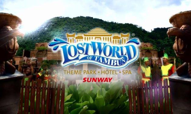 A Trip to the Lost World of Tambun
