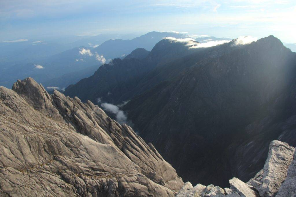 The Lows Gully of Mount Kinabalu