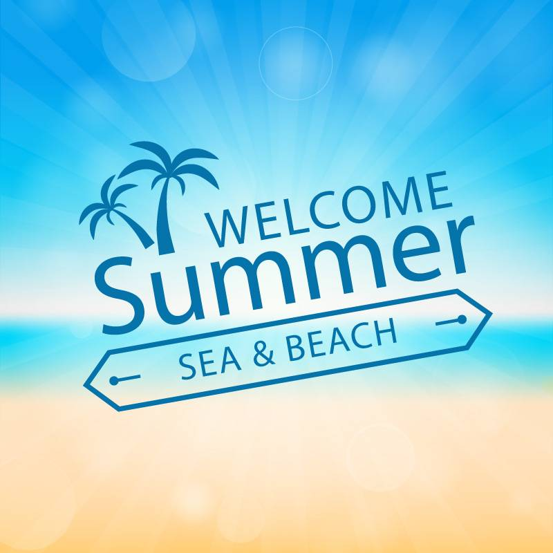 Welcome Summer - D Simple Life
